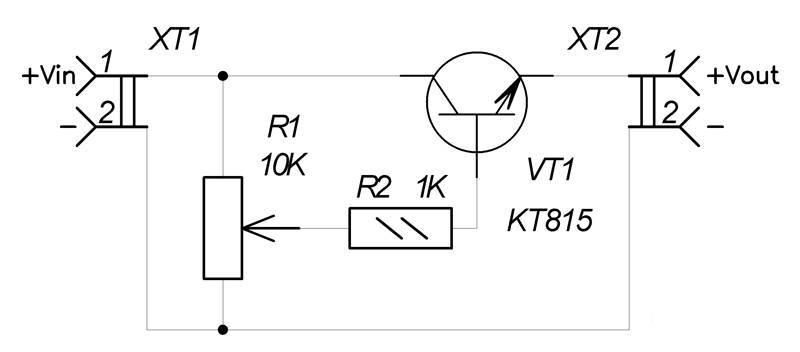 Регулятор тока своими руками 12 вольт постоянного тока 31
