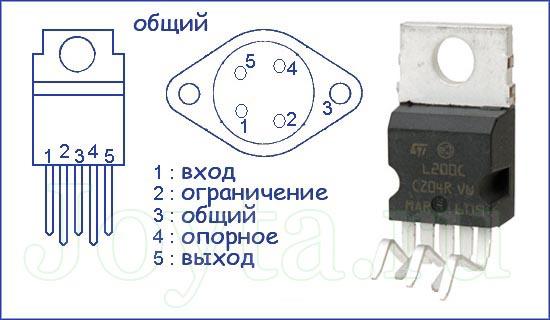 Ladegerät für Bleibatterien. L200c Chip. Technische Daten ...
