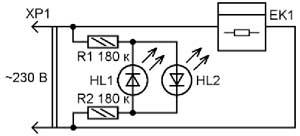 Indikator daya gambar 8 diagram indikator led aktivasi besi solder ccuart Image collections