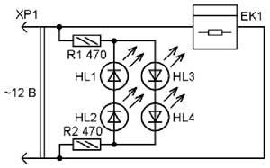 Indikator daya gambar 5 diagram indikator led ccuart Image collections
