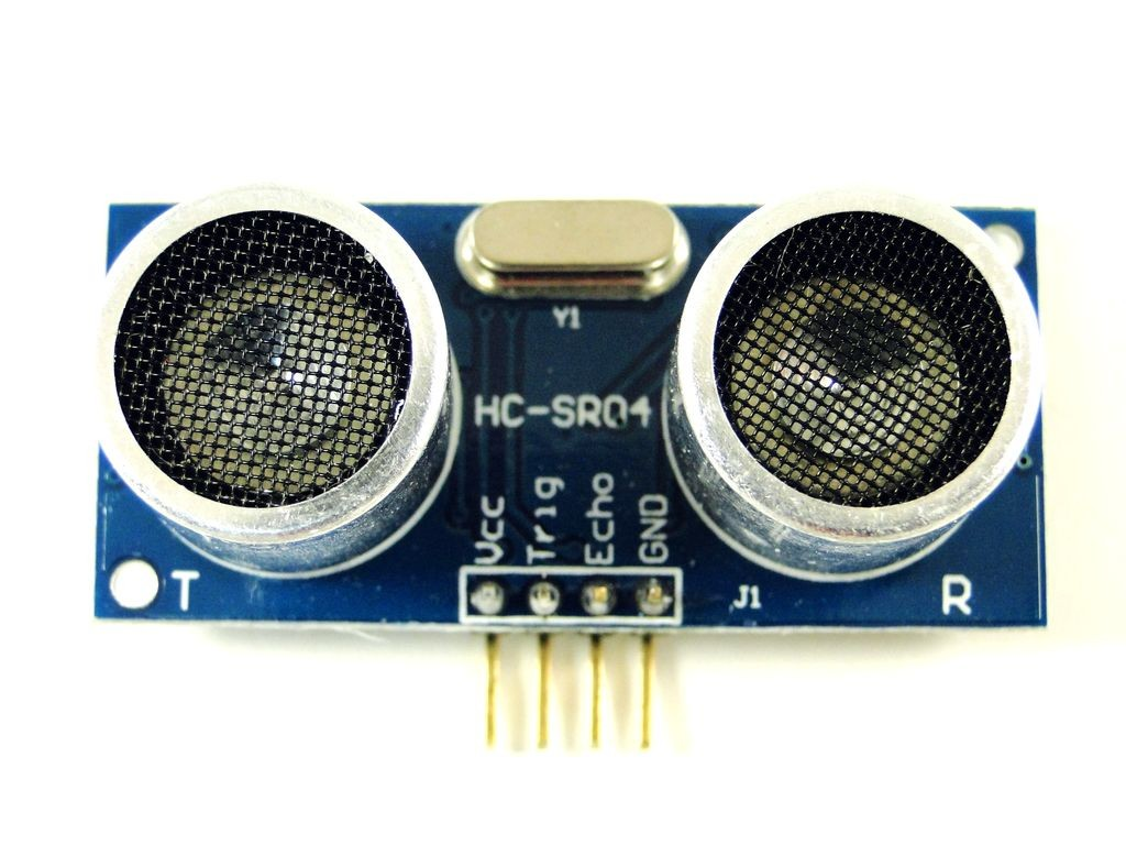 Entfernungsmesser Radar : Arduino ultraschall entfernungsmesser hc sr