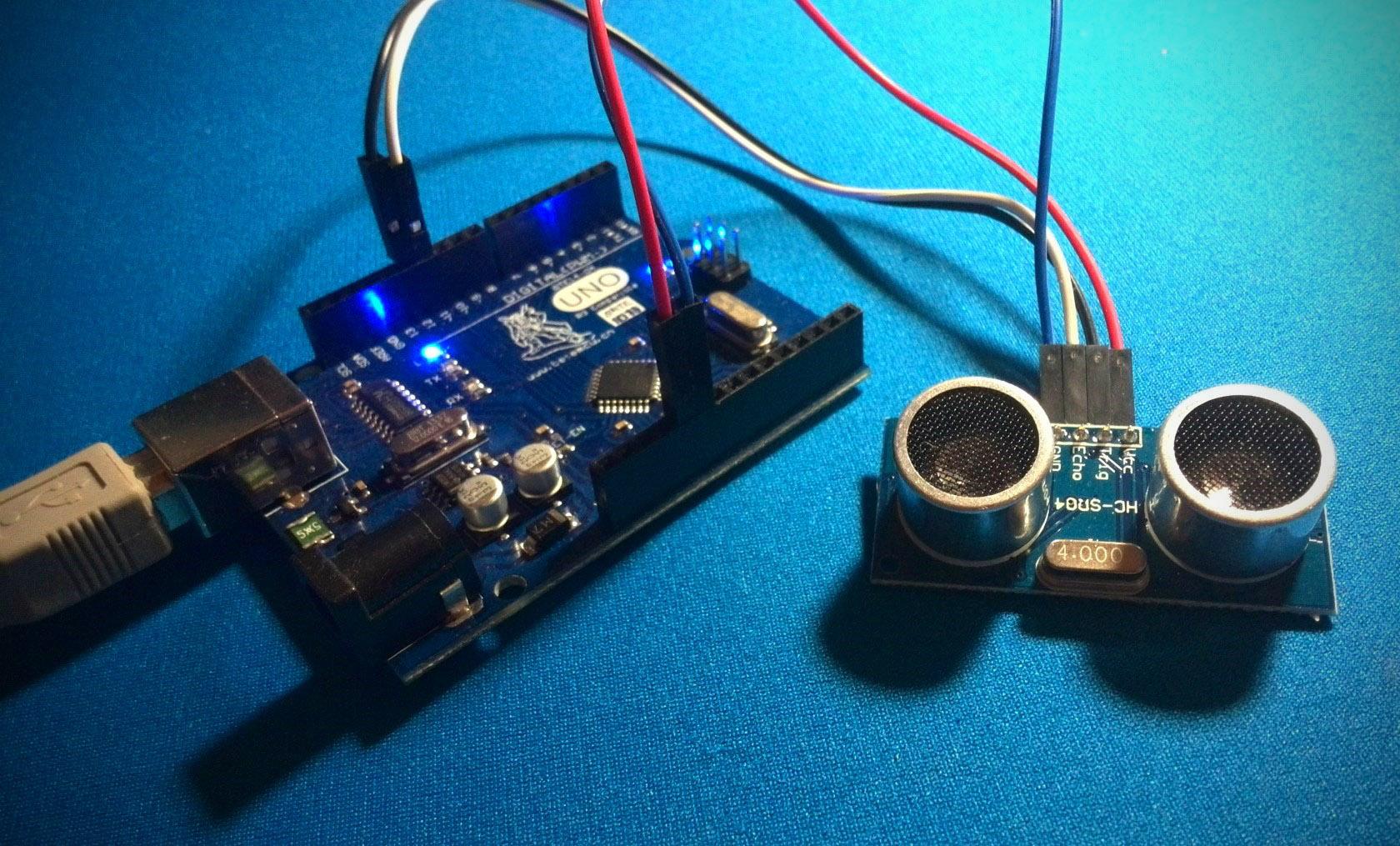 Ultraschall entfernungsmesser sensor parallax ping ultraschall