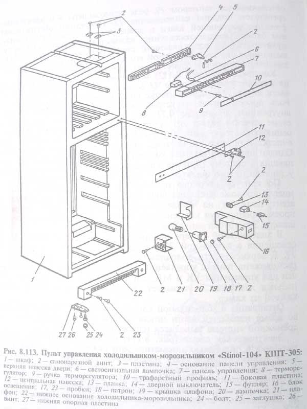 Varianten der No Frost Systemkreise